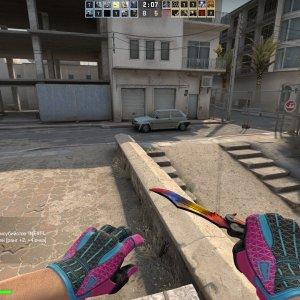 Best gloves + knife combo   BroSkins - CSGO trade & skins