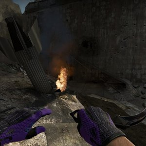 Sport Gloves Pandora's Box + Karambit Doppler Phase 3
