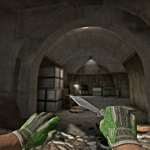 ★ StatTrak™ Navaja Knife Vanilla + Sport Gloves  Hedge Maze FN