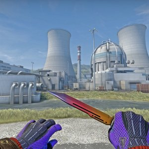 Paracord Knife Fade 97%  0.007   + Pandora's Box 0.08