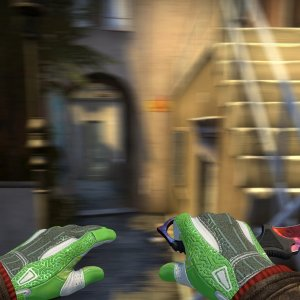 ST Karambit Marble Fade #340 0.03 Fire&Ice 6th