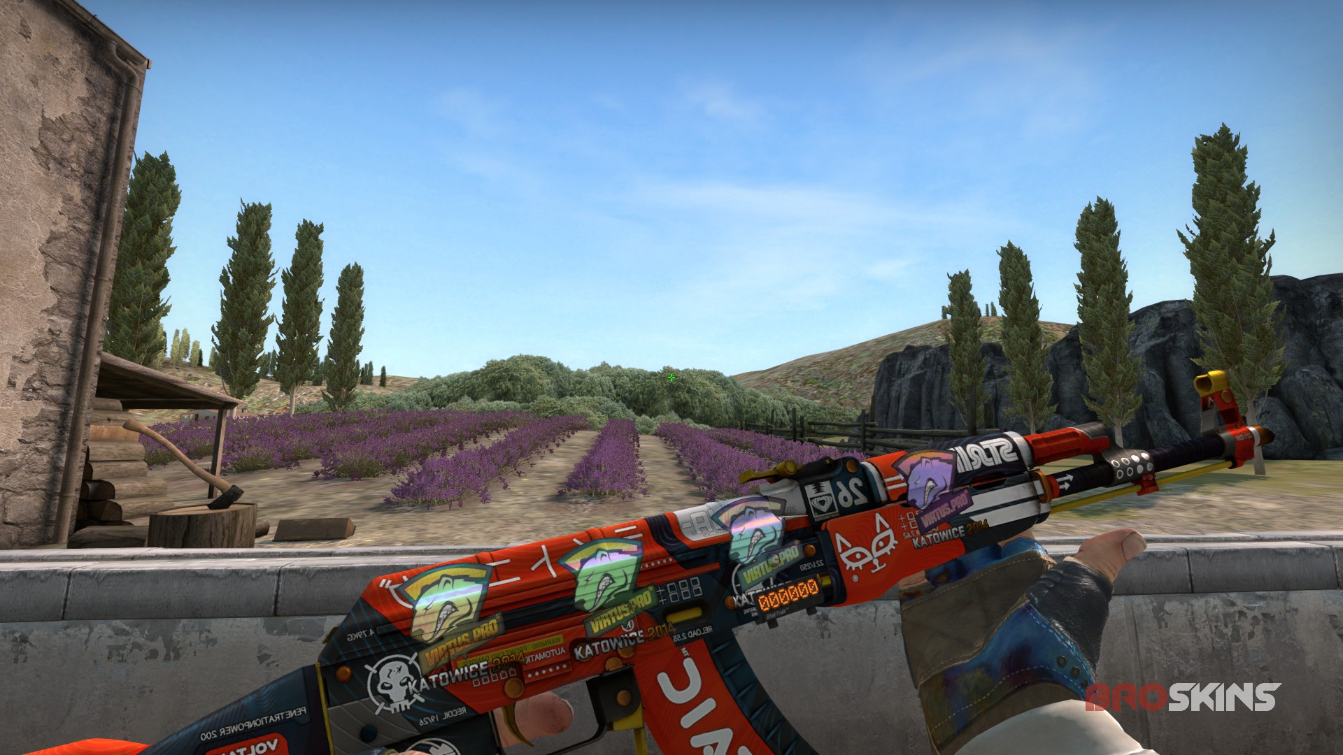 High Tier Skins With Katowice 2014 Recent Sales 2020 Broskins Csgo Trade Skins