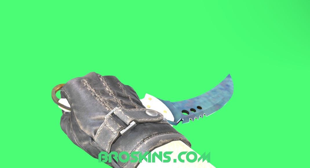 Talon Case Hardened Blue Gem Patterns (seed) | BroSkins